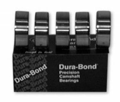 Dura Bond - Dura-Bond Cam Bearings GM Bowtie Block w/2 housing bore