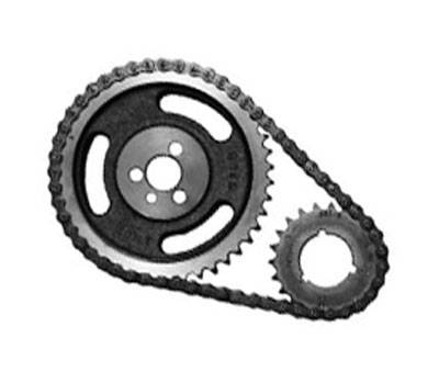 Valvetrain & Camshaft Components - Timing Chain Sets - SA Gear - Dynagear - S.A.Gear Double Row Timing Set Small Block Mopar