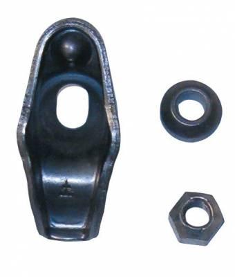 Valvetrain & Camshaft Components - Rocker Arms - Elgin Industries - Elgin tamped Steel Rocker Arms 1.6 long slot; Fits 7/16 stud