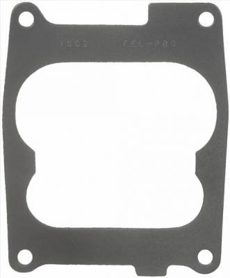 Engine Gaskets - Carburetor Gaskets - Fel-Pro Gaskets - Fel-Pro Carburetor Mounting Gasket - Holley Thermo Quad Open Center