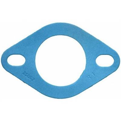 Engine Gaskets - Thermostat Gaskets - Fel-Pro Gaskets - Fel-Pro Water Pump and Outlet Gaskets - SBC thermostat housing