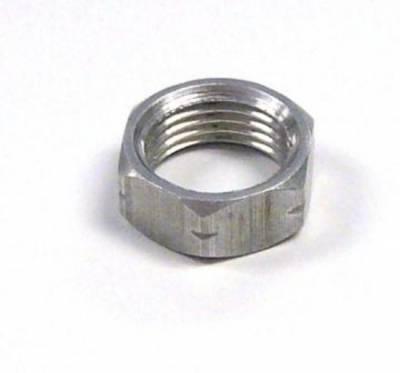 """FK Bearings Inc - Aluminum Jam Nuts - Size: 7/16""""; LH"""