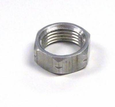"""FK Bearings Inc - Aluminum Jam Nuts - LH; Size: 1/2"""""""