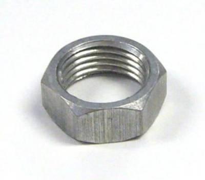 """FK Bearings Inc - Aluminum Jam Nuts - Size: 3/8""""; RH"""