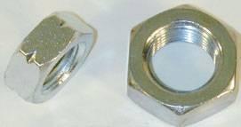 """FK Bearings Inc - FK Bearings 10/32"""" LH Steel Jam Nut"""