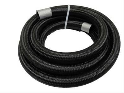 Fittings & Hoses - Fragola Premium Nylon Race Hose - Fragola - -12 AN Premium Black Nylon Race Hose-Sold by Foot