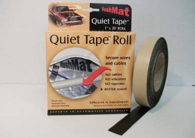 Hushmat - HushMat Quiet Tape Shop Roll-