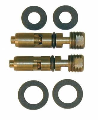 """Carburetors & Components - Needle & Seat, Floats, Bowls & Components - Holley - Holley Inlet Needle Steel Seat Size .130"""""""