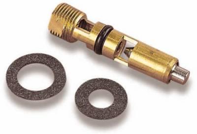 Carburetors & Components - Needle & Seat, Floats, Bowls & Components - Holley - Holley Inlet Needle Titanium
