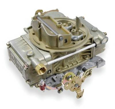 Carburetors & Components - Street & Strip Carburetors - Holley - Holley Performance Standard Finish Double Pumper Carburetor - 750 CFM