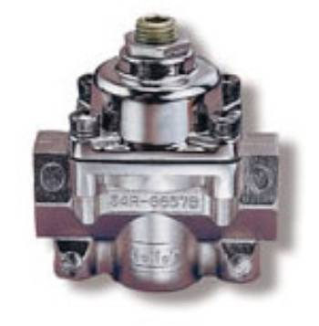 Fuel System & Components - Fuel Pressure Regulators - Holley - Holley Fuel Pressure Regulator - Carbureted 2 Port 9PSI