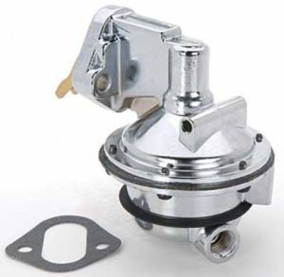 Fuel System & Components - Mechanical Fuel Pumps - Holley - BB Chevy Holley Competition Fuel Pumps -110 GPH at 6.5 to 8 psi