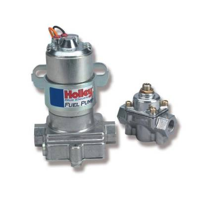 Holley - Holley Blue Performance Max Pressure Fuel Pump