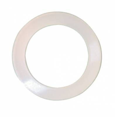 Fittings & Hoses - Poly Washers - JAZ Products - -16AN Poly Washer