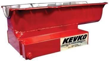 Kevko - Kevko 8-Quart Modified Pan Right Hand; 1pc rear seal