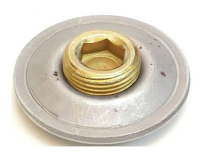 Kevko - KEVKO Oil Pan Inspection Plug Kit