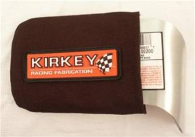 Kirkey Racing Seats - Kirkey 200 Black Left Side Head Support Cover
