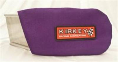 Kirkey Racing Seats - Purple Cloth Cover for Right Shoulder Support