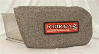 Kirkey Racing Seats - Gray Cloth Cover for Right Shoulder Support