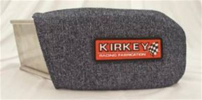 Kirkey Racing Seats - Blue Cloth Cover for Right Shoulder Support