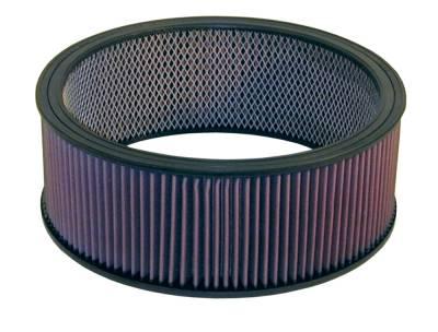 """K&N Engineering - K&N Air Filters - 14"""" x 3"""""""