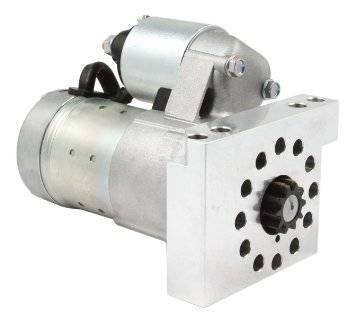 Ignition & Electrical - Starters - KMJ Performance Parts - High-Torque Mini Starter 2 HP 153/168 Tooth