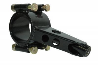 Suspension & Shock Components - J-Bars, Pinion Mounts & Components - KMJ Performance Parts - Adjustable Clamp-On Panhard Bar Mount