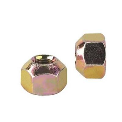 """Circle Track - Lug Nuts, Studs & Valve Stems - KMJ Performance Parts - Steel Lug Nuts - 1"""" x 7/16"""" RH fine lug nut-Sold Singularly"""