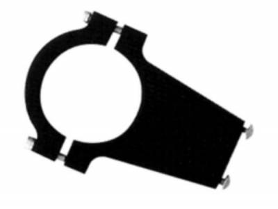 Steering & Suspension - Chassis Fabrication Tabs & Brackets - Longacre - Longacre Roll Bar Accessory Clamp 1 3/4""