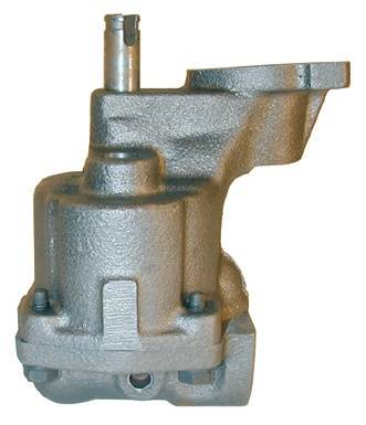Melling - Melling Oil Pumps SBC Performance Pump 3/4 bolt-on or press-in tube +25% volume over stock pump
