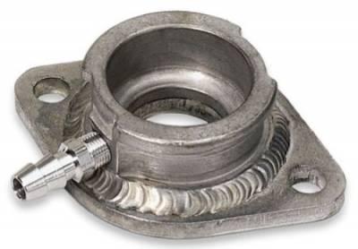Cooling - Water Necks & Housings - Moroso - MOROSO Bolt-On Billet Aluminum Filler Neck
