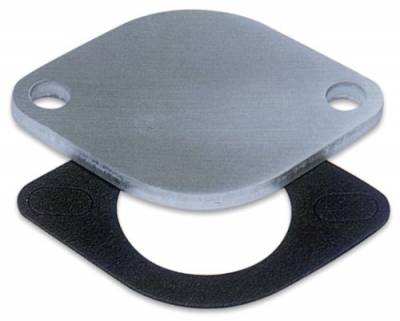 Cooling - Water Necks & Housings - Moroso - Water Neck Block-Off Plate