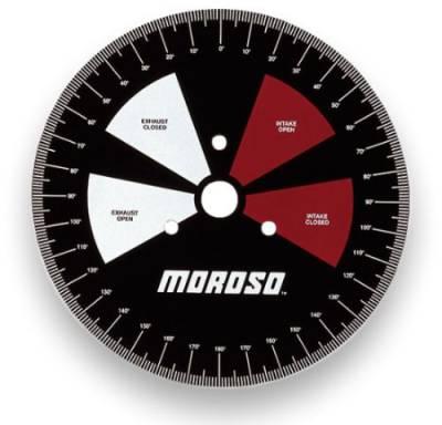 "Moroso - Moroso 11"" Degree Wheel - #62190"