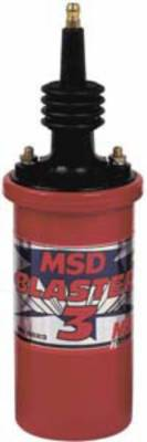 Ignition & Electrical - Ignition Coils - MSD - MSD Blaster 3 Coil