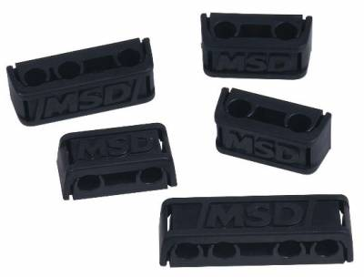 Ignition & Electrical - Wire Loom & Routing Kits - MSD - MSD 8843 Pro-Clamp Separators Plug Wire Separators