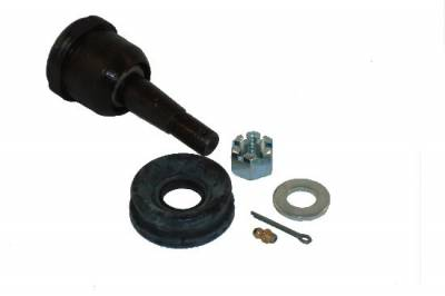 "Steering & Suspension - Ball Joints - Precision Racing Components - Precision Lower Ball Joint - Strut Applications-1 1/2"" Taper"