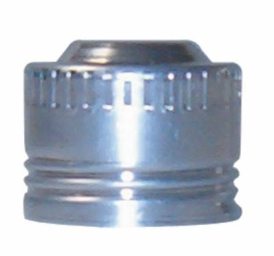 Precision Racing Components - -6 AN Flare Cap