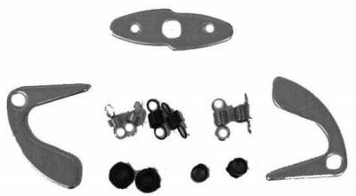 Distributors & Components - Distributor Gears, Shafts, Hold Downs & Components - Precision Racing Components - Advance Curve Kit