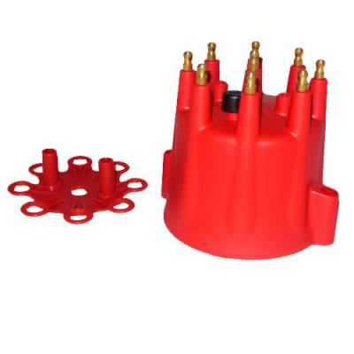 Distributors & Components - Distributor Cap & Rotor - Precision Racing Components - PRC Replacement Cap for PRC 998555 Ditstributor
