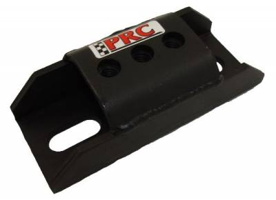 Transmission & Drivetrain - Engine Mounts - Precision Racing Components - PRC Solid Motor And Transmission Mounts -Solid transmission mount 1958-88 Chevy except 1982-88 Camaro. Fits most GM transmission