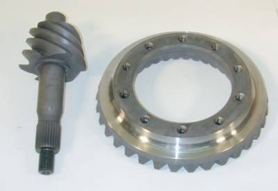 "Ring & Pinion - Gear Sets - Precision Racing Components - Lightened Ford 9"" Ring & Pinions 4.86"