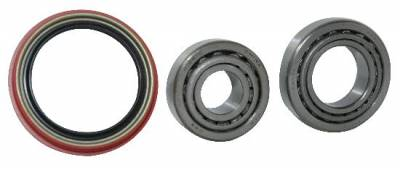 Brakes - Brake Rotor Bearings & Seals - Precision Racing Components - Bearing Kit-Fits GM Metric Spindle