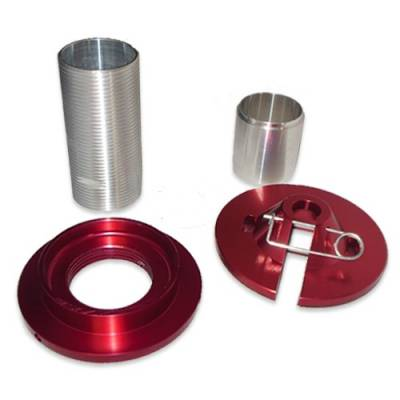 """Suspension & Shock Components - Sliders & Coil Over Kits - Precision Racing Components - Pro 5"""" Coil over kit"""