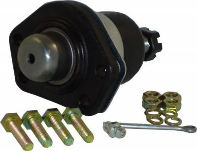 """Ball Joints - Upper Ball Joints - Precision Racing Components - Precision Upper Ball Joint - Metric Style-71-85 Impala; 73-88 Monte Carlo; 2"""" Taper"""