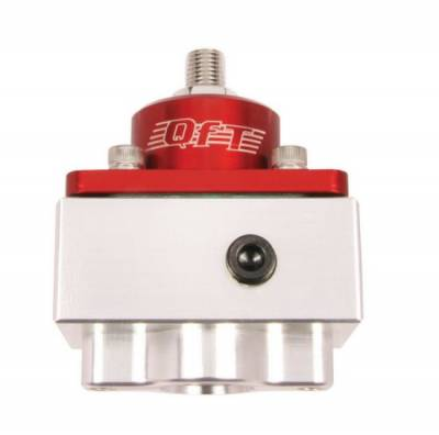 Fuel System & Components - Fuel Pressure Regulators - Quick Fuel Technologies - Quick Fuel Bypass Fuel Regulator
