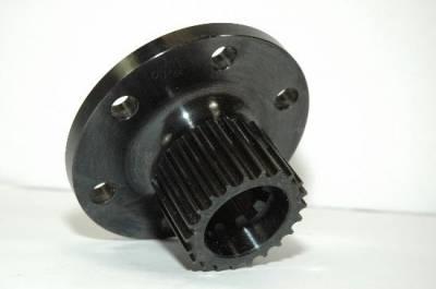 Clutches, Flywheels & Flexplates - Flywheels & Flexplates - Quarter Master - Quartermaster Crankshaft Drive hub-2 Piece Rear Main Seal SB Chevy