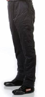 Driving Suits - Racequip Double Layer Suits - Racequip - Large Racequip Multi Layer Pant-Black