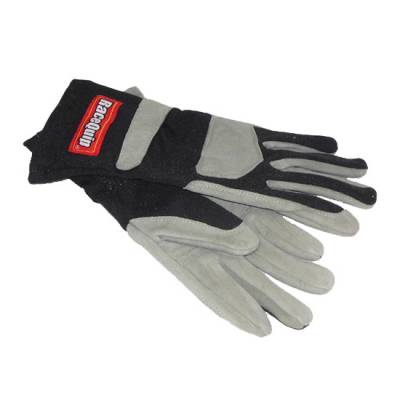 Racequip - 351 Series Single Layer Medium Glove-Black