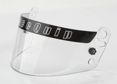 Racequip - Racequip SA2015 Replacement Shield-Clear