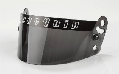 Racequip - Racequip SA2015 Replacement Shield-Dark Smoke